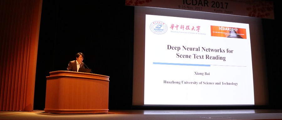 ICDAR2017 Keynote Speech